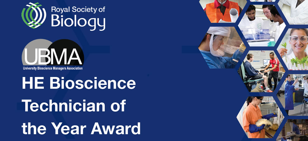 HE Bioscience Technician Award