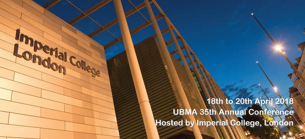 UMBA Conference 2018