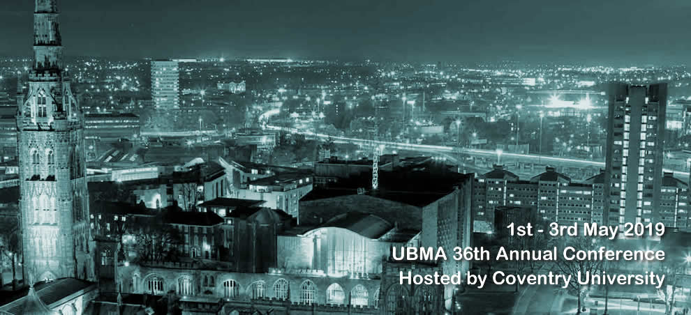 UMBA Conference 2019